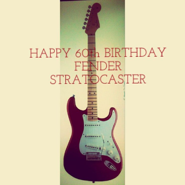 Fender Strat - 60 years of Excellence                              Jan. 2014