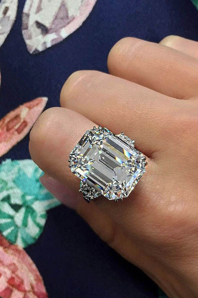 Beautiful Engagement Rings For A Perfect Proposal See More H White Gold Diamond Engagement Ring Popular Engagement Rings White Gold Engagement Rings Vintage