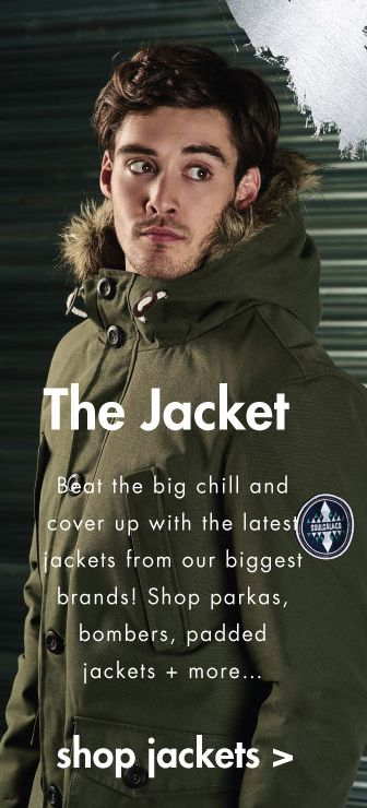 Christmas at USC! Shop Mens Jackets... ThisIsChristmas