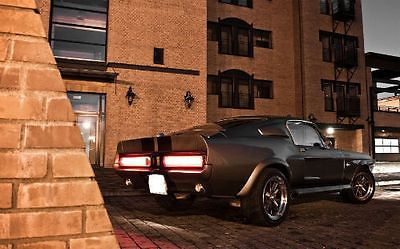 Ford Mustang Eleanor GT500 LHD