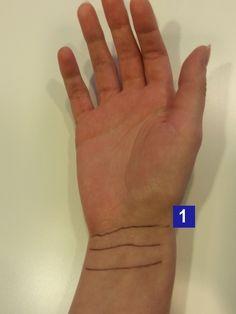 Handlesen endet nicht beim Handgelenk. Was die Raszettenlinien über dein Leben wissen und wie sie dieses beeinflussen.