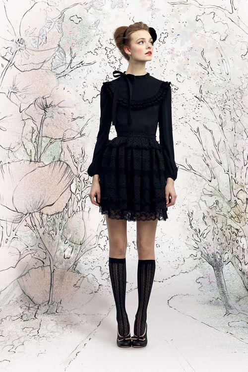 Red Valentino Fall 2012