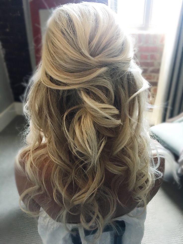 102 best Bridal Hair by Me images on Pinterest  Boho