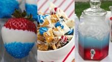 Mitt Romney's wife gets patriotic on Pinterest