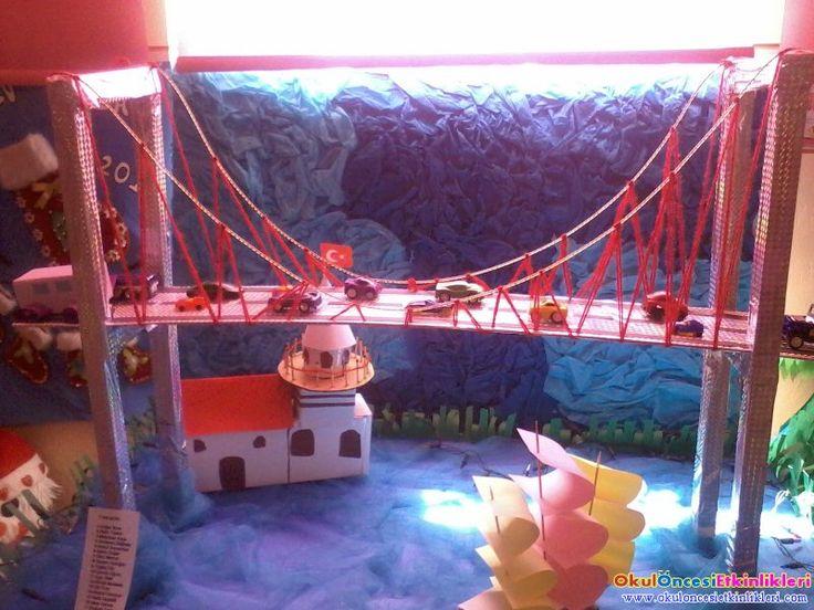 boğaz köprüsü proje çalışması:)
