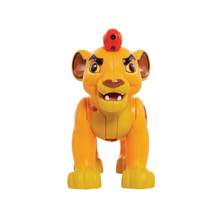 Lion Guard Pride Land Brawlers Interactive Figure Kion