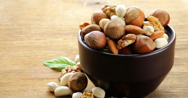 Noci e pistacchi un aiuto naturale contro il tumore al pancreas