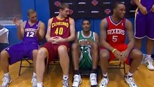 Celtics Draft Pick Fab Melo: Better At Basketball Than Sitting In Chairs: Draft Pick, Celtics Draft, Fab Melo, Pick Fab