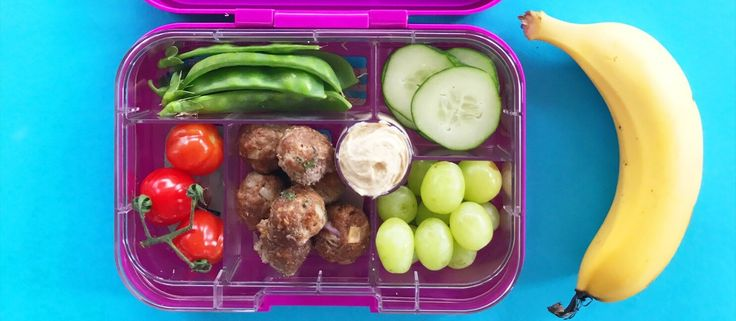 Lunchbox ideas that don't involve bread.