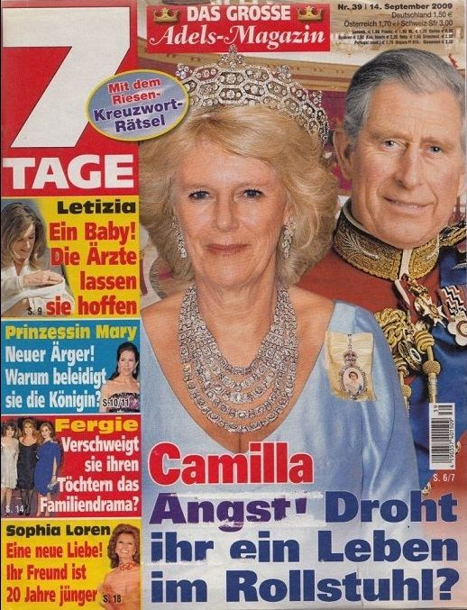 7 TAGE Nr. 39 vom 14. September 2009 - Fergie