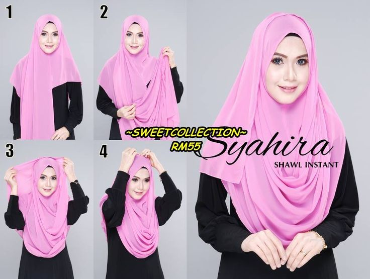 ~SWeetTCOLLeCTION~: SHAWL INSTANT SYAHIRA~ RM55