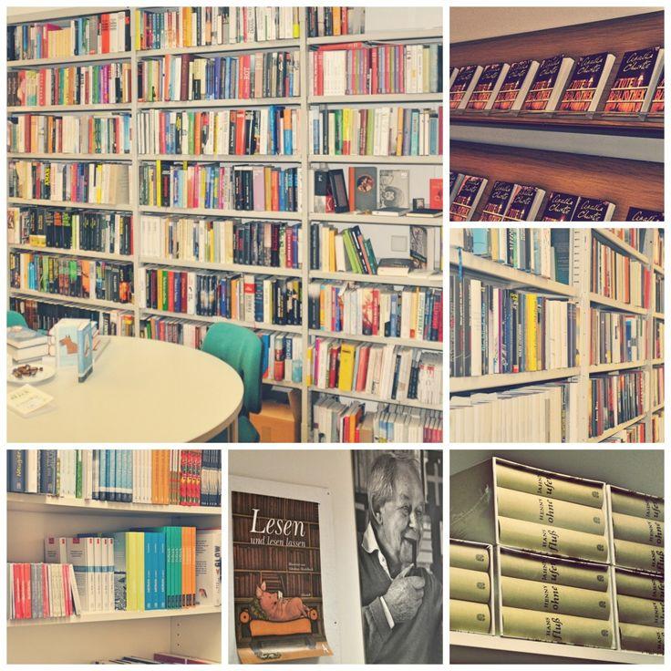 Von Büchern und Verlagshunden