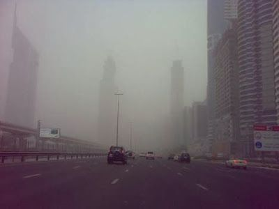 Relief efforts underway after the worst storm ever seen in the UAE.