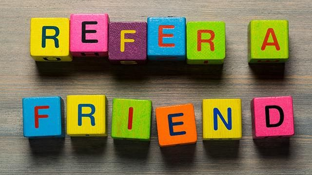 Don't forget to REFER a FRIEND. If they start comprehensive orthodontic treatment, you receive a $100 Gift Card! Contact us for details. #4dortho #smile #ReferAFriend