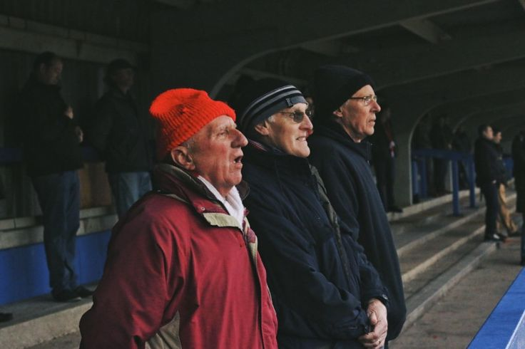 The beautiful game: Life in the lower leagues at Kingstonian FC — Medium