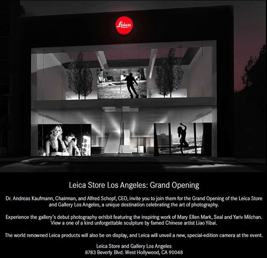 Leica to unveil a new special edition camera on June 20th