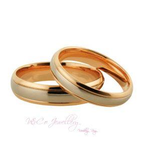 Cincin kawin emas rosegold&putih plain D'sign , cincin nikah ,wedding ring -jewellery & wedding ring custom -BUY & SALE gold,diamond -logam mulia/goldbar Find us: -instagram: vncojewellery -Website: www.vncojewellery... - ☎️02172780023/+6287878767247 -: vncojewellery@yah... - pin bbm : 22452eb3 - line : vncojewelry