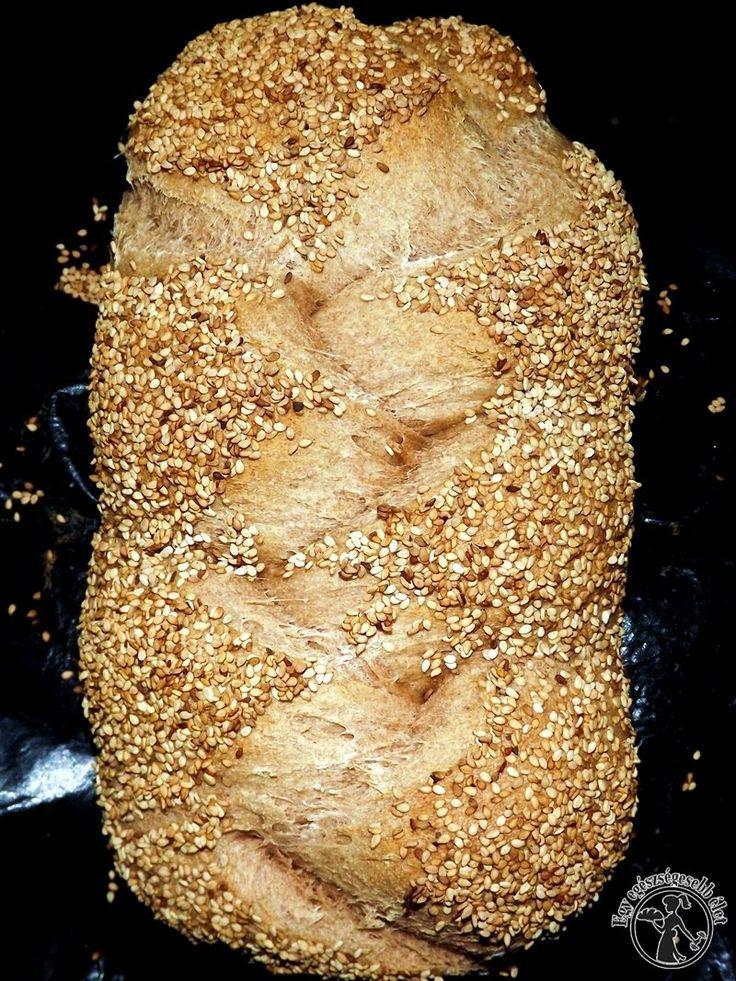 Fonott kenyér, az Egyesült Államokbeli Bostonból.