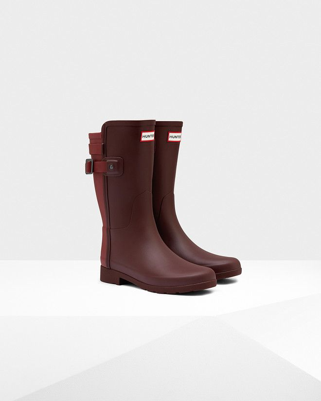 Bottes Chelsea Rosa Chasseur tAMnDEe