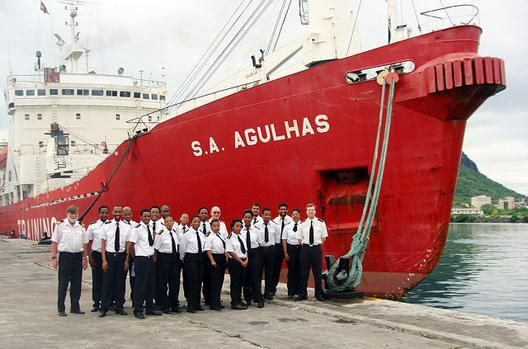 Durban - In just over a week the SA Agulhas, carrying 20 cadets who spent the last three months aboard journeying through Antarctica, will dock in Durban.