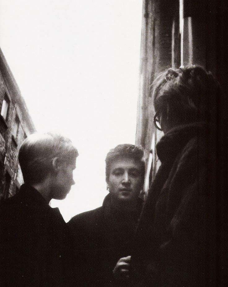 John Lennon 1961 100 best Astrid kirchh...