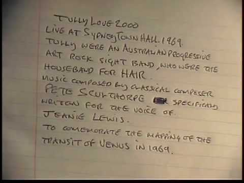 LISTEN Love 200, composed by Peter Sculthorpe for Jeannie Lewis, the improv rock band Tully, Sydney Symphony Orchestra and John Hopkins, and premiered in the Town Hall Proms in 1970 - YouTube
