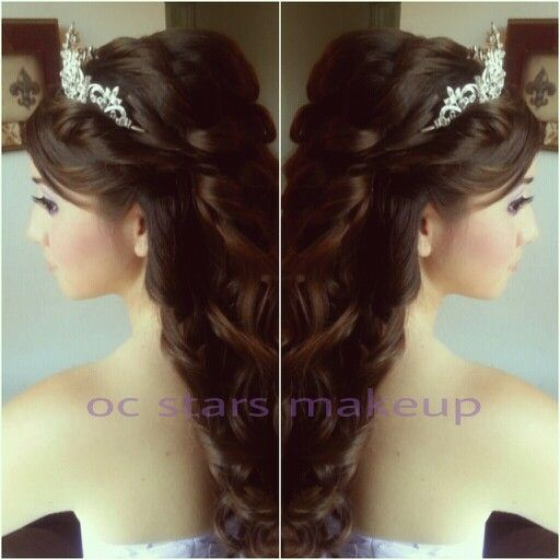 Excellent 1000 Ideas About Quince Hairstyles On Pinterest Quinceanera Short Hairstyles Gunalazisus