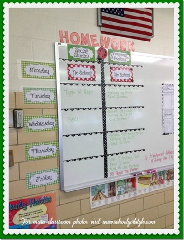 Classroom Presentation Ideas : Best ideas about classroom agenda on pinterest