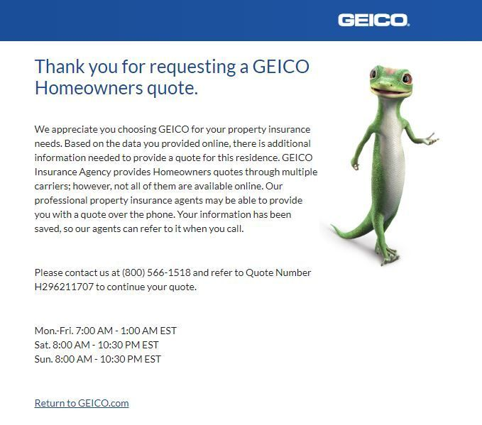 Geico Home Insurance Review 2020 Beware Before You Buy In 2020