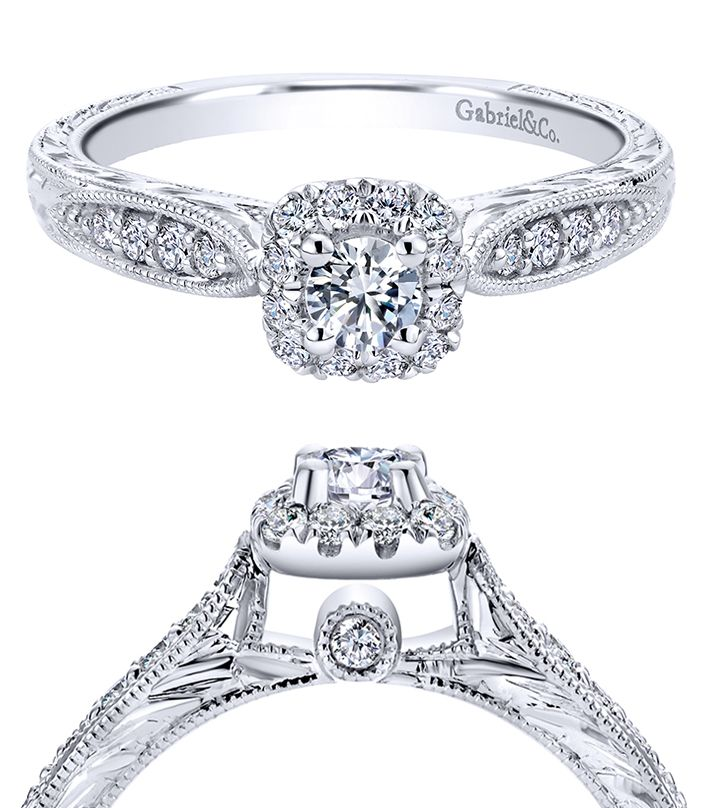 25 best ideas about Intricate engagement ring on Pinterest