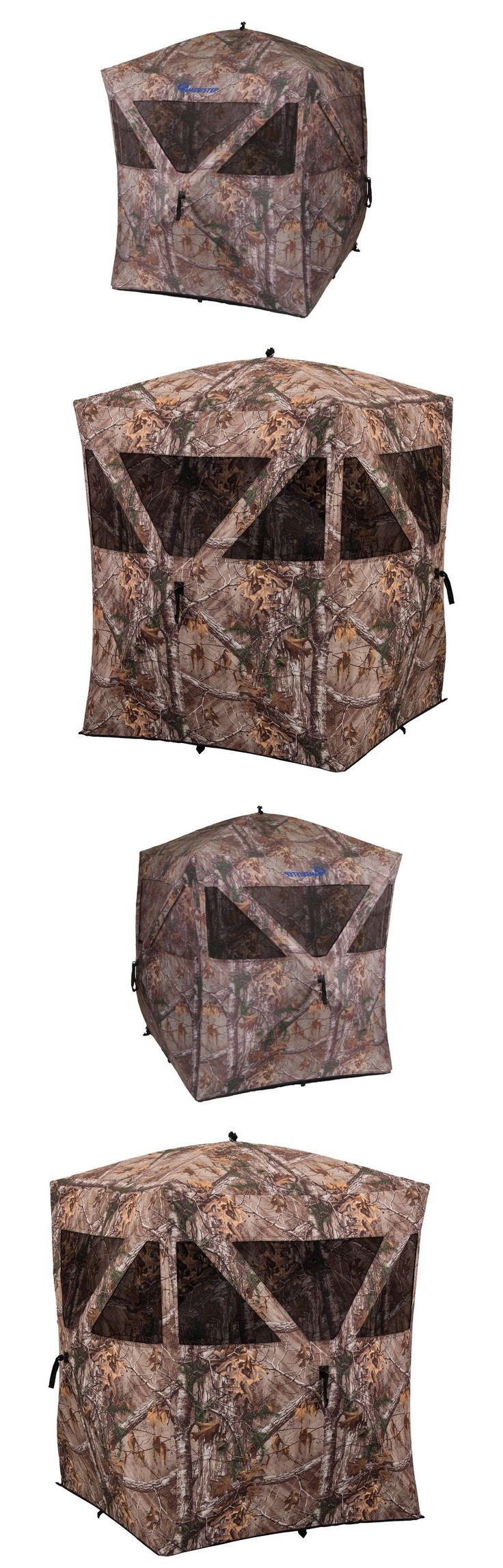 1000 Ideas About Ground Blinds On Pinterest Hunting