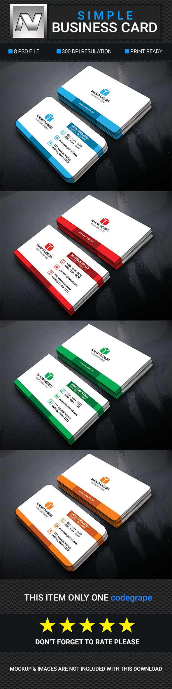 Best Business Cards For Entrepreneurs Image collections - Card ...