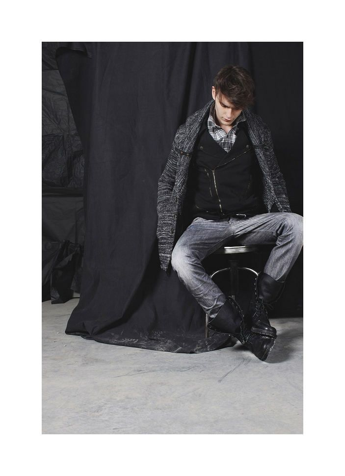 Douglas Neitzke for Diesel Black Gold Fall 2011 image douglasneitzke3