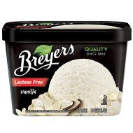 Breyers Lactose Free Ice Cream - A Low FODMAP Food and great for your sweet-tooth!