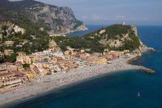 Liguria: Varigotti
