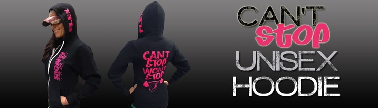 Flex Till Youre Famous - Cant Stop Hoodie (Black), $50.00 (http://store-7rn6p.mybigcommerce.com/cant-stop-hoodie-black/)