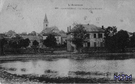 CPA, Cartes Postales Anciennes de l'Aveyron