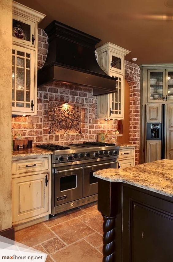25 best ideas about earth tone decor on pinterest cozy for Earth tone kitchen designs