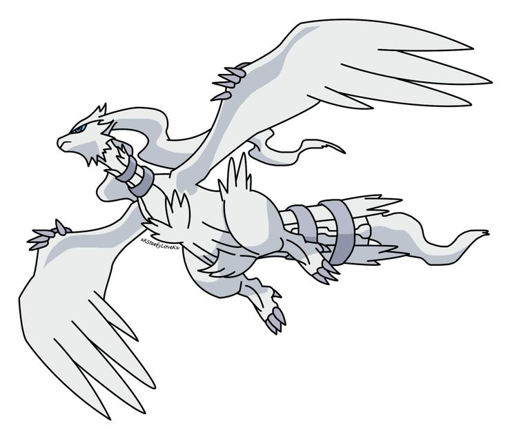 Reshiram Flying By XXSteefyLoveXxdeviantart On DeviantART