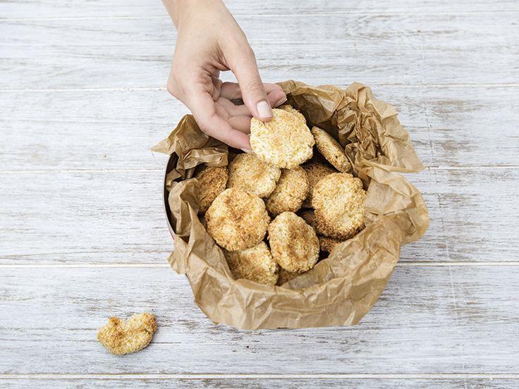 Tutorial DIY: Upiecz jaglane kokosanki z tylko trzech składników przez DaWanda.com