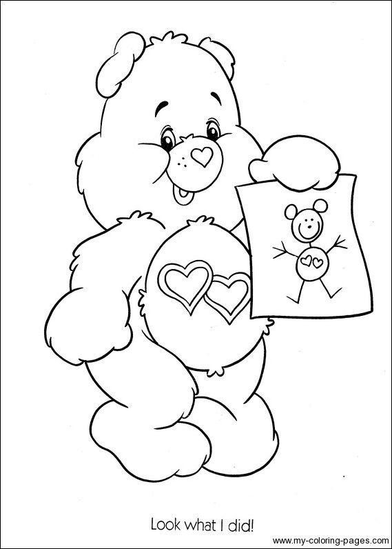 46 best Care Bear Grumpy Bear 4 images on Pinterest