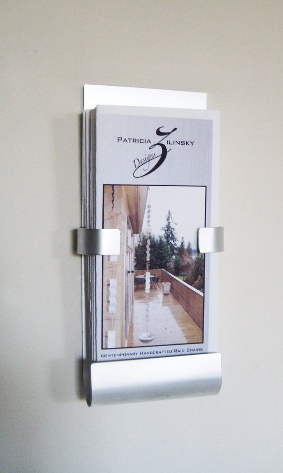 25 Best Ideas About Brochure Holders On Pinterest
