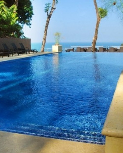 64 best infinity pools around the world images on for Pool design costa rica