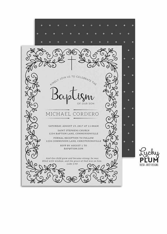3376 best baptism images on pinterest invitations christening baptism invitation boy baptism invitation christening stopboris Images