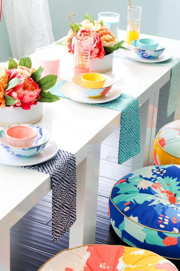 Style It – Eine geometrische Blumen-Sommerparty