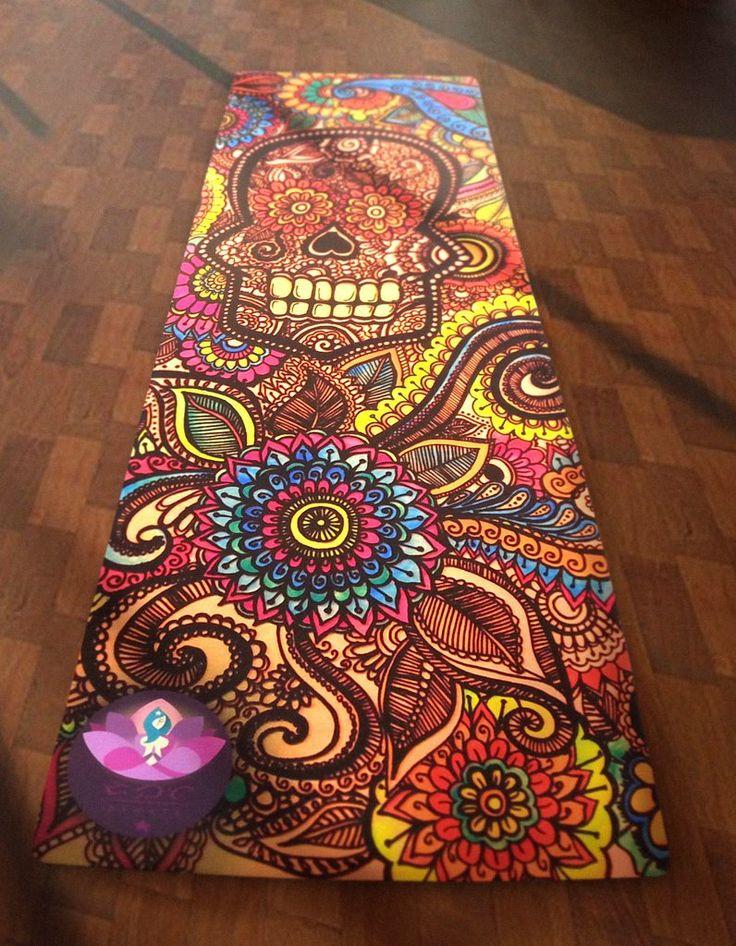 La Calavera - Mexican Skull Design