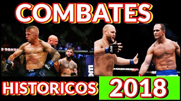 BOXEO MUNDIAL PROXIMAS PELEAS UFC ENERO 2018, KIRBY BUCKETS GARABATOS Y ...