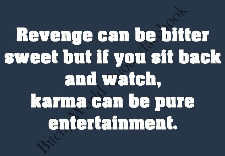 Pics For > Karma Payback Quotes