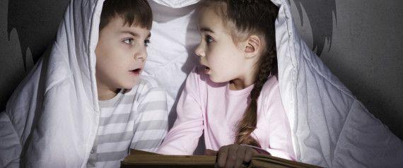 5 Delightfully Scary Horror Stories For Children