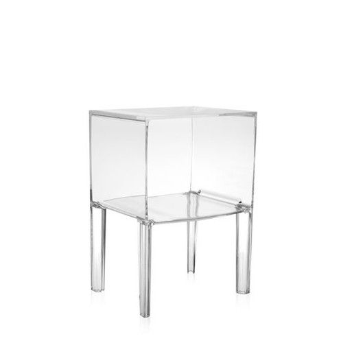 Small Ghost Buster Night Table By Philippe Starck, from Kartell